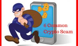 6 Common Crypto Scam