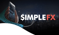 SimpleFX CFD trading