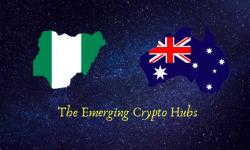Nigeria and Australia The Emerging Crypto Countries
