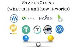 Stablecoins- what is it an d how it works