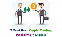 7 most used crypto trading platforms n Nigeria