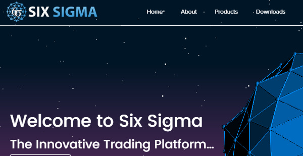 what is six sigma trade