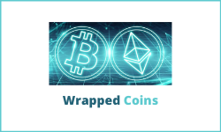 Wrapped coins