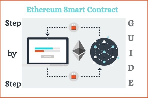 ethereum smart contract step by step guide