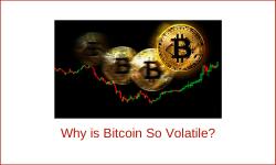 Bitcoin volatile
