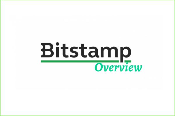 bitstamp overview