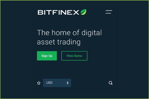 bitfinex overview