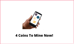 coins you can mine on your phone