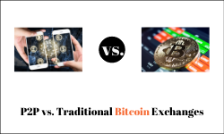 P2P and Traditional Exchanges