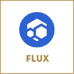 coins that halve FLUX