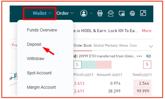 Buy Tenset (10SET) on Gate.io