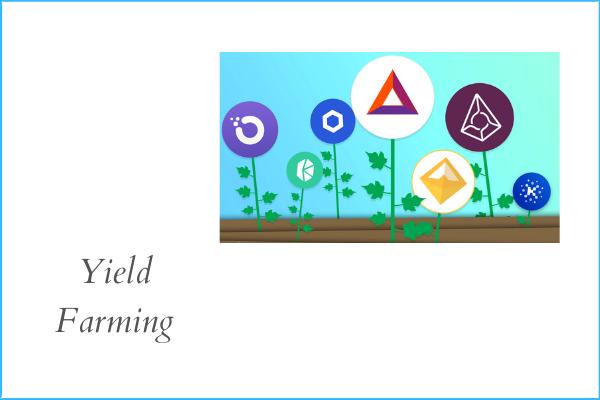 Passive Crypto Income yield farming