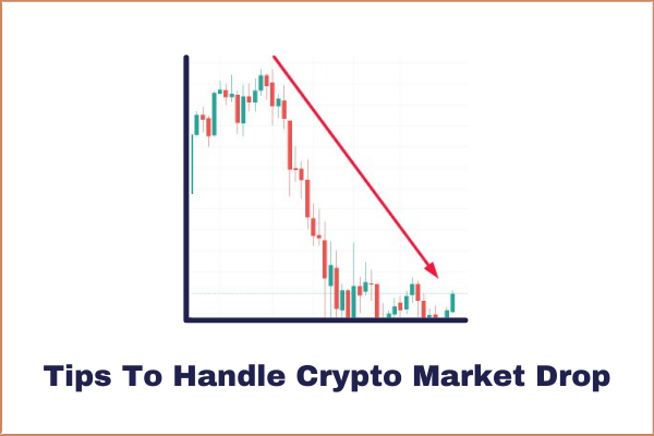 how to handle a crypto market drop