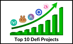Top 10 Defi Projects