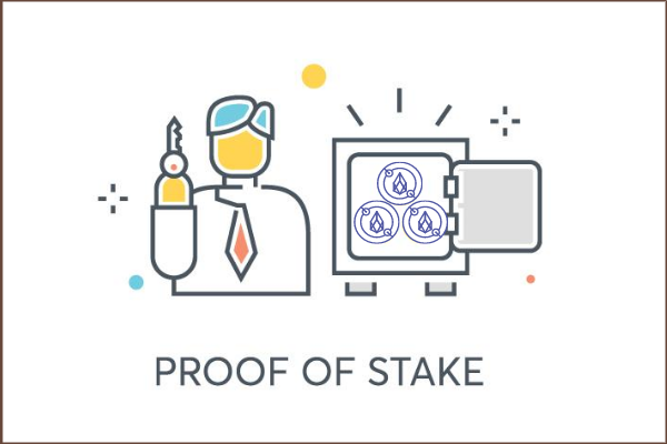 proof of stake consensus mechanism