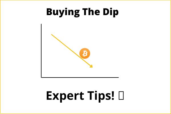 buying the dip expert tips