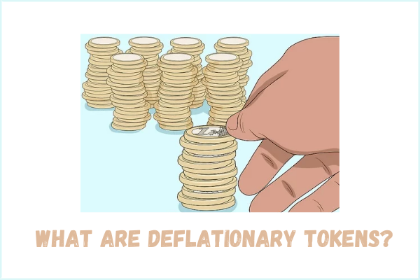 deflationary tokens meaning